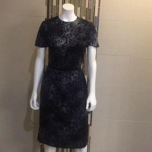 Sz 8 Peter Som sheath dress - Made in Italy